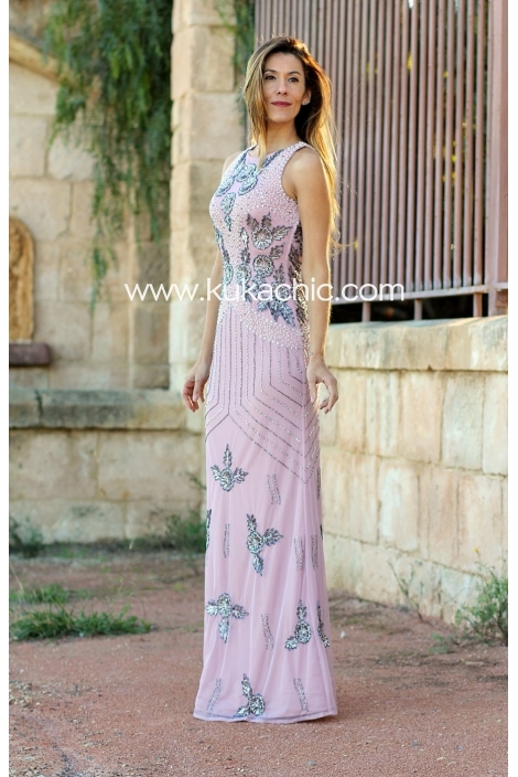 SIMONA MAXI DRESS