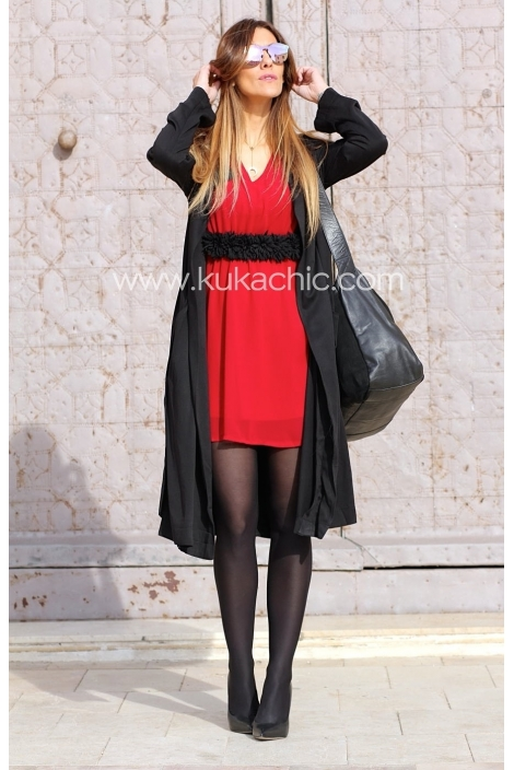 KATRINA LONG COAT