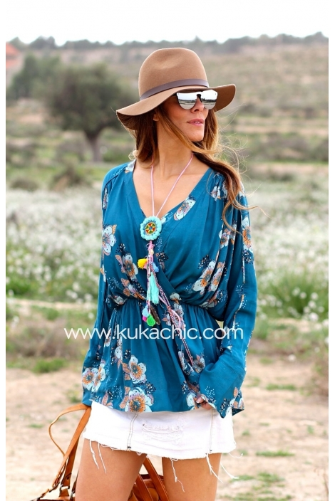 BLUSA TUNICA TUSCAN DREAMS