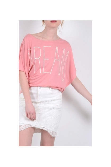 CAMISETA OVERSIZE DREAM