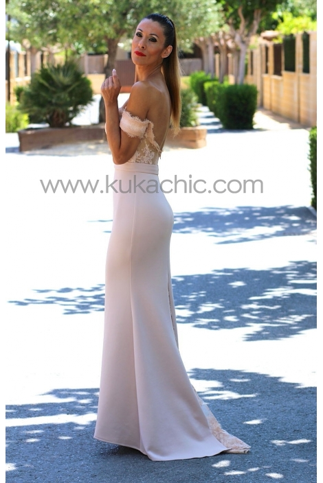 RUBI LONG DRESS