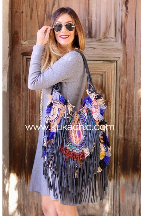 BOLSO INDIAN WOOLEN