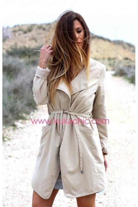 MELLY CHIC COAT