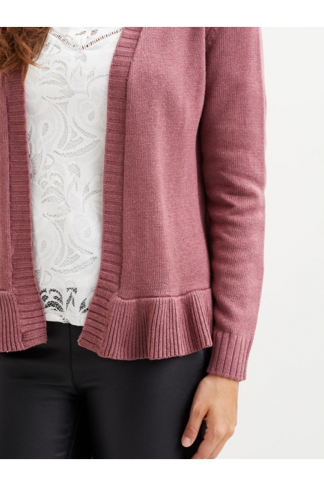 CARDIGAN PUNTO KARLINA