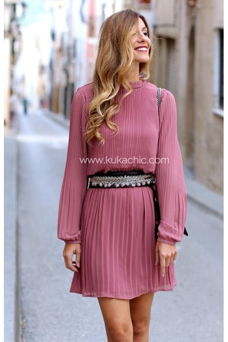 RENAISSANCE ROSE DRESS