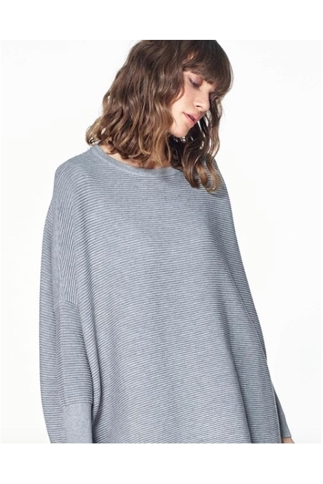 SUETER OVERSIZE CANALE
