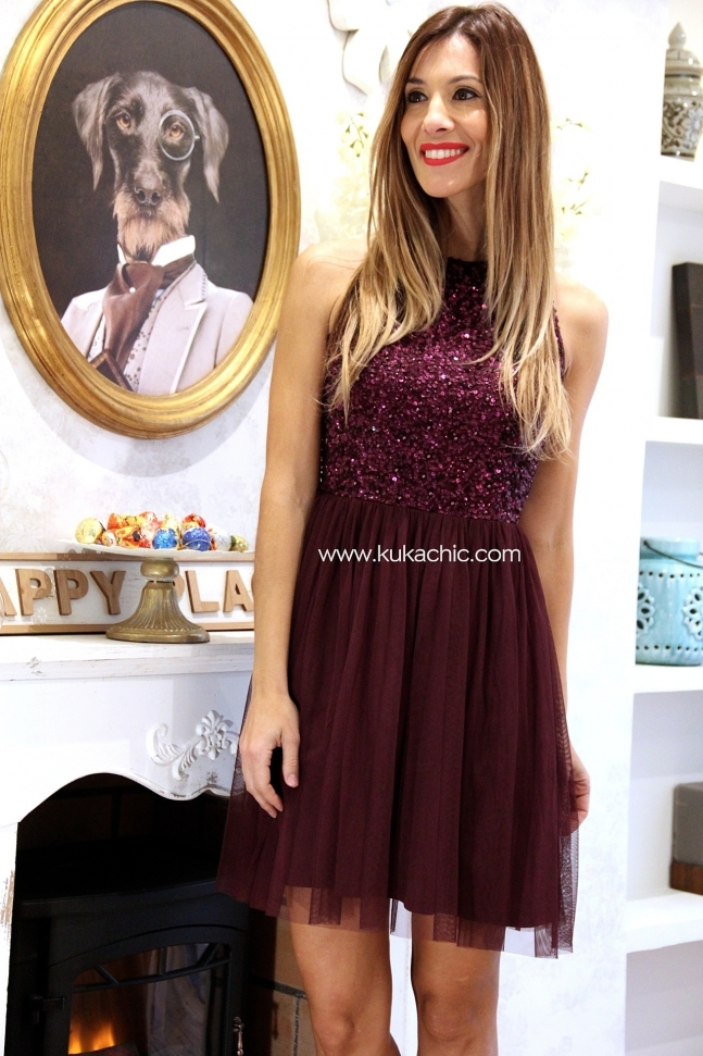 RIGA PARTY DRESS