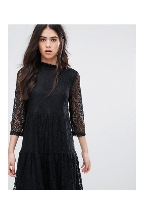 BLACK SENSATIONS DRESS