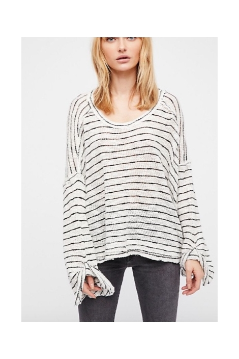 JERSEY STRIPED HACCI