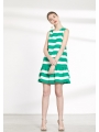 MARINE GREEN DRESS
