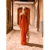SUNSET MENORCA MAXI DRESS