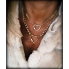SET COLLARES TWO HEARTS