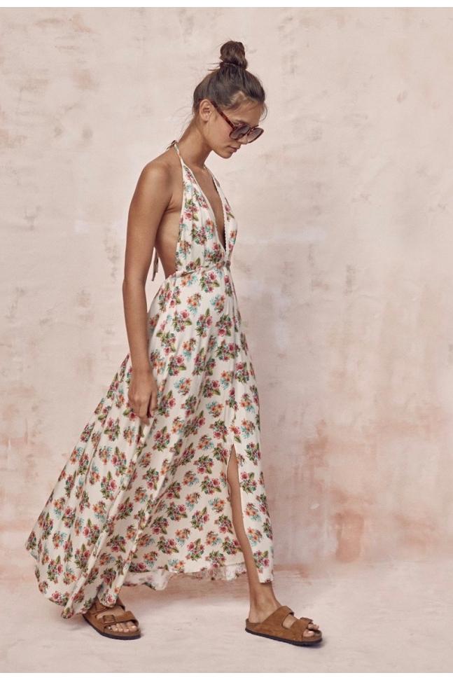 CARTAGENA LONG DRESS