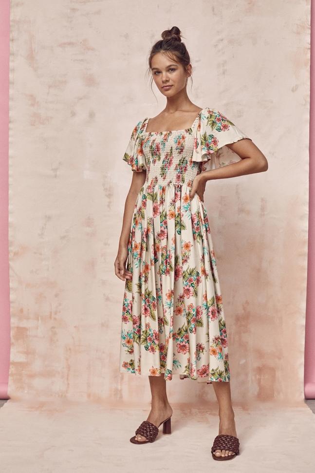 PANAMA LONG DRESS