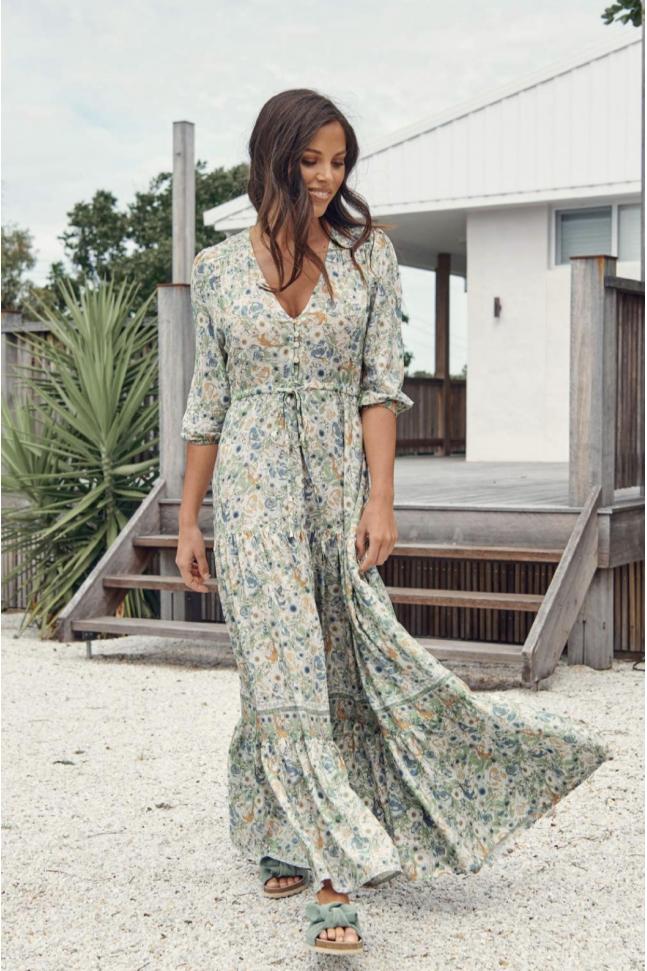 TESSA MAXI DRESS