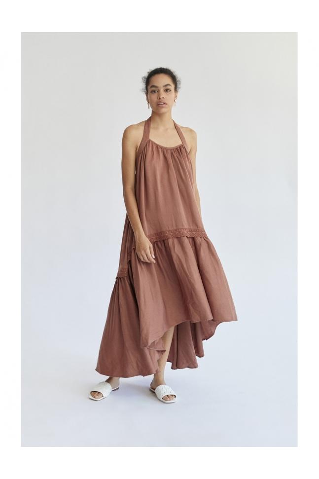NURIA LONG DRESS