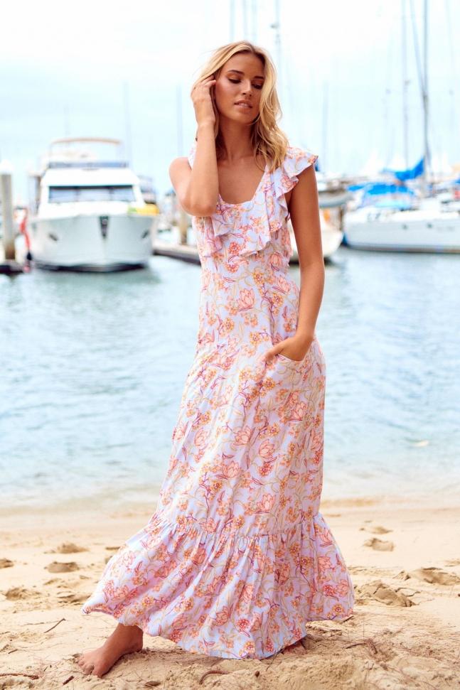 CARIBE MAXI DRESS