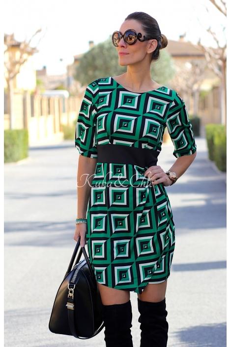 POPSTYLE DRESS
